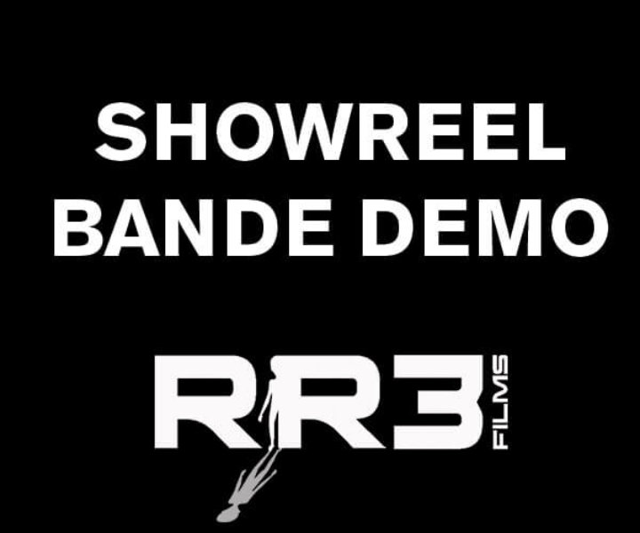 Production de bandeaux web et show reel